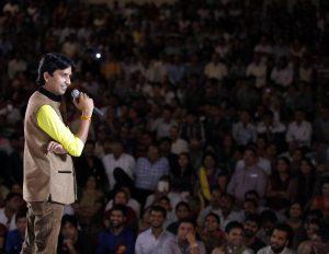 Epochal Poet - Dr Kumar Vishwas